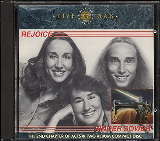 2nd Chapter of Acts - Rejoice / Singer Sower (CD)