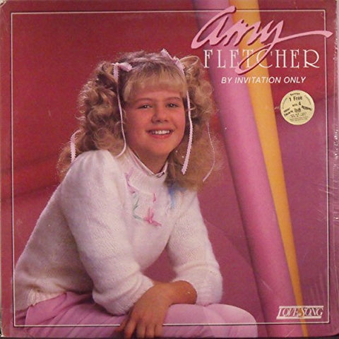 Amy Fletcher - By Invitation Only (Vinyl)