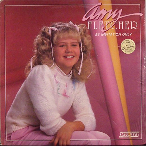 Amy Fletcher - By Invitation Only (Vinyl) - Christian Rock, Christian Metal