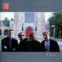 A2J-According To John (CD) - Christian Rock, Christian Metal