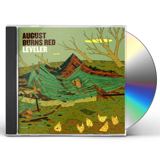 August Burns Red - Leveler (CD) - Christian Rock, Christian Metal