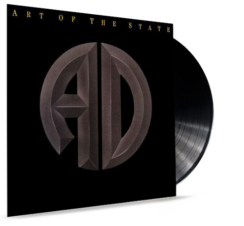 AD - Art of the State (*Pre-Owned Vinyl - 1985 Sparrow)