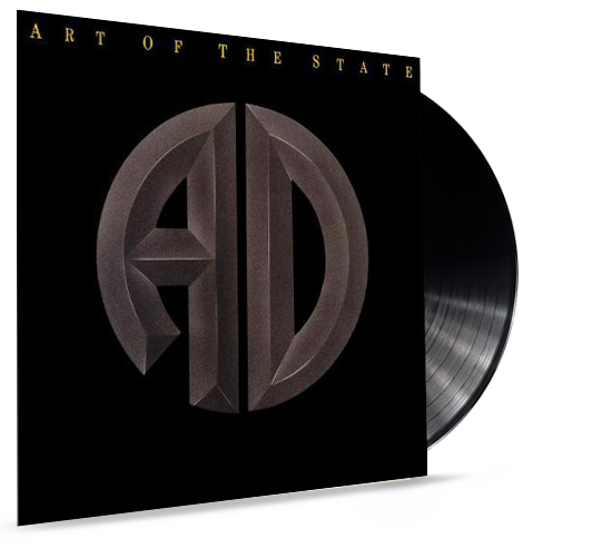 AD - Art of the State (*Pre-Owned Vinyl - 1985 Sparrow) - Christian Rock, Christian Metal
