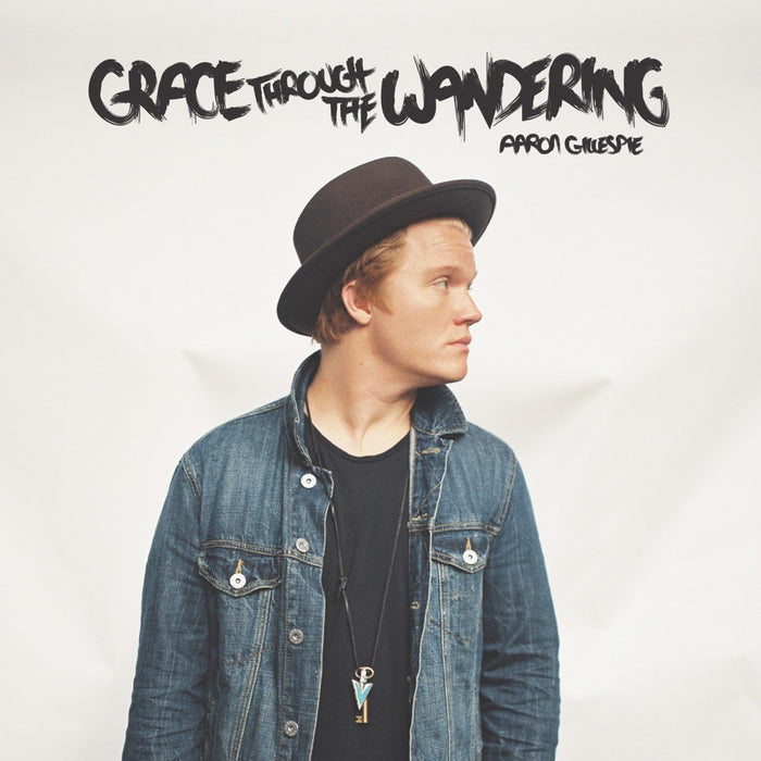 Aaron Gillespie - Grace Through The Wandering (CD) - Christian Rock, Christian Metal