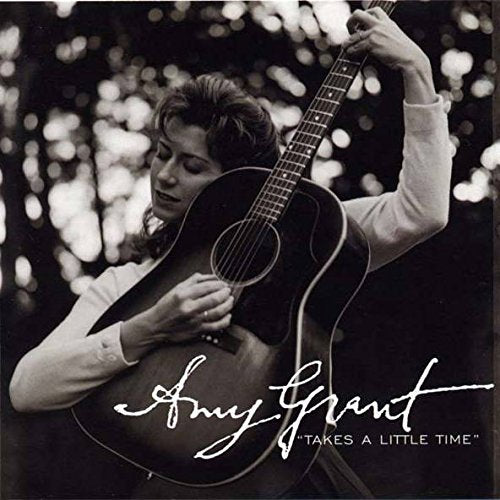 Amy Grant - Takes A Little Time (CD) - Christian Rock, Christian Metal