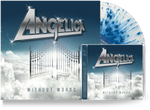 ANGELICA - WITHOUT WORDS (CLEAR w/BLUE SPLATTER VINYL + CD)