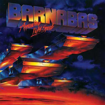 BARNABAS - APPROACHING LIGHT SPEED (*NEW-CD) 2017 - Christian Rock, Christian Metal
