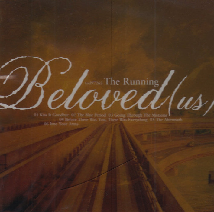 Beloved (us) - The Running (CD) - Christian Rock, Christian Metal
