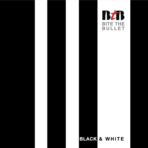 Bite The Bullet - Black and White (CD)