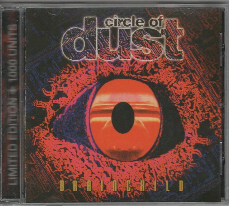 Brain Child - Circle Of Dust (CD) Limited Edition - Christian Rock, Christian Metal