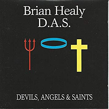 Brian Healy - Devils,Angels & Saints (CD) - Christian Rock, Christian Metal