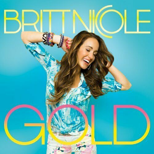 Britt Nicole - Gold (CD) - Christian Rock, Christian Metal