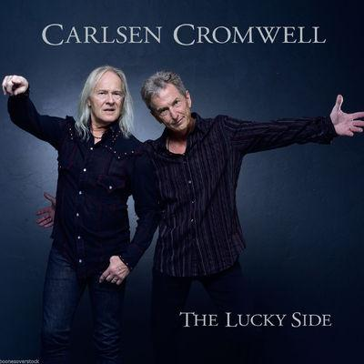 LES CARLSEN/DON CROMWELL- THE LUCKY SIDE (2015) Bloodgood / Eddie Money - Christian Rock, Christian Metal