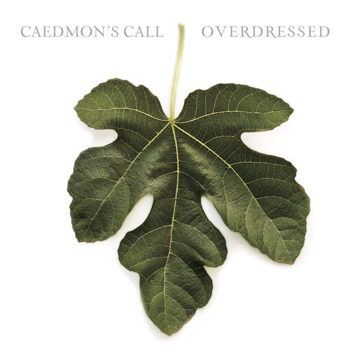 Caedmon's Call - Overdressed (CD) - Christian Rock, Christian Metal