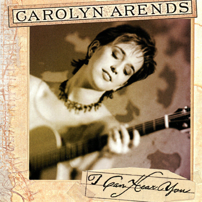 Carolyn Arends - I Can Hear You (CD) - Christian Rock, Christian Metal