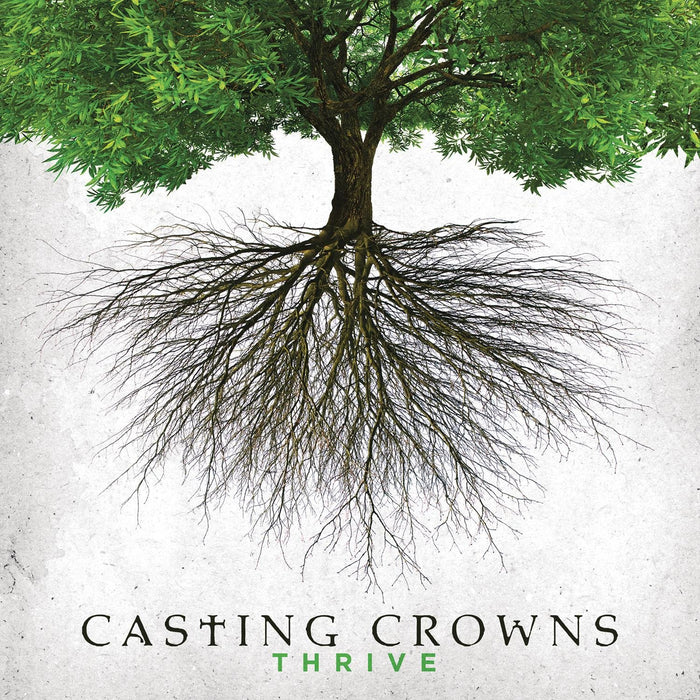 Casting Crowns - Thrive (CD) - Christian Rock, Christian Metal