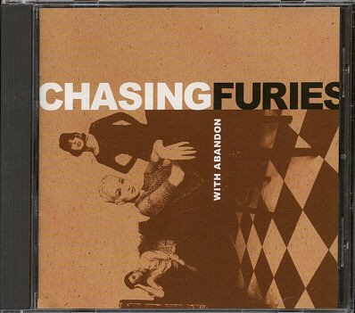 ChasingFuries - with Abandon (CD)