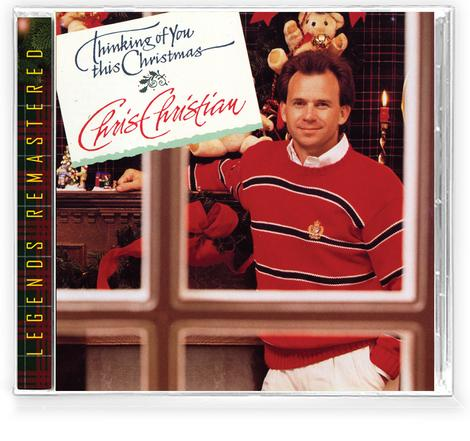 CHRIS CHRISTIAN - THINKING OF YOU THIS CHRISTMAS + 4 Bonus Tracks  (CD) 2020 Retroactive