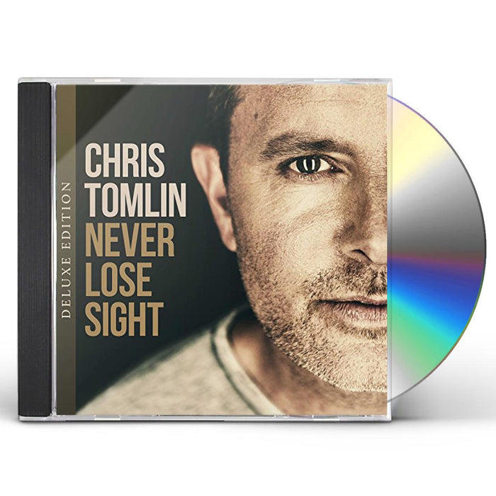 Chris Tomlin - Never Lose Sight (CD)Deluxe Edition - Christian Rock, Christian Metal