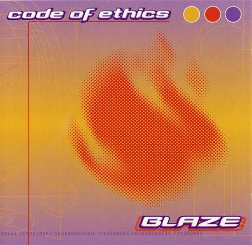 Code Of Ethics - Blaze (CD) - Christian Rock, Christian Metal