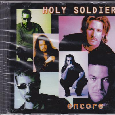 HOLY SOLDIER - ENCORE (Spaceport Records) - Christian Rock, Christian Metal