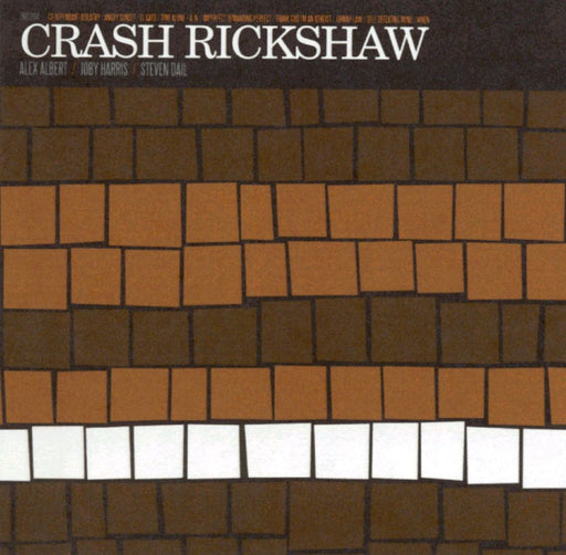 Cash Rickshaw - Cash Rickshaw (CD) - Christian Rock, Christian Metal