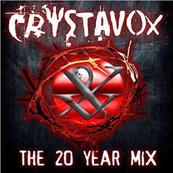 Crystavox - The 20 Year Mix (CD) - Christian Rock, Christian Metal