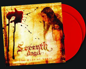 SEVENTH ANGEL -THE DUST OF YEARS (Retroarchives Edition) Double Red Vinyl ***PRE-ORDER