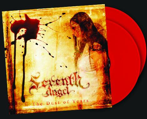 SEVENTH ANGEL - DUST OF YEARS (Double Red Vinyl) - Christian Rock, Christian Metal