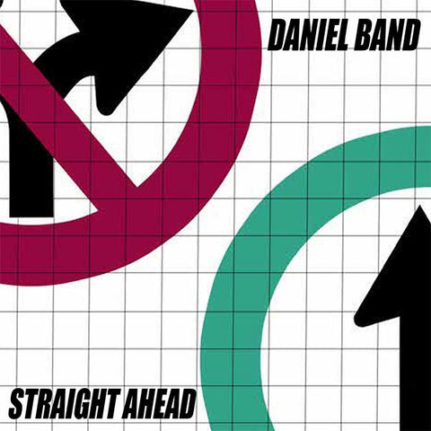 DANIEL BAND - STRAIGHT AHEAD (Legends Remastered) (CD) 2018