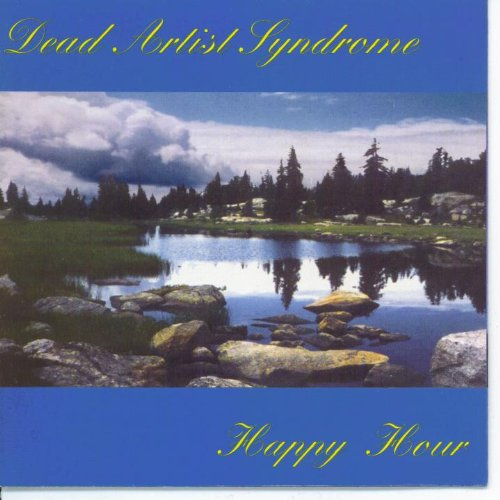 Dead Artist Syndrome - Happy Hour (CD) - Christian Rock, Christian Metal