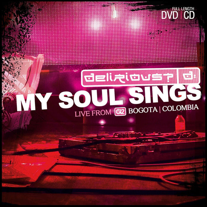 Delirious? - My Soul Sings Live From Bogota Colombia (CD/DVD) - Christian Rock, Christian Metal