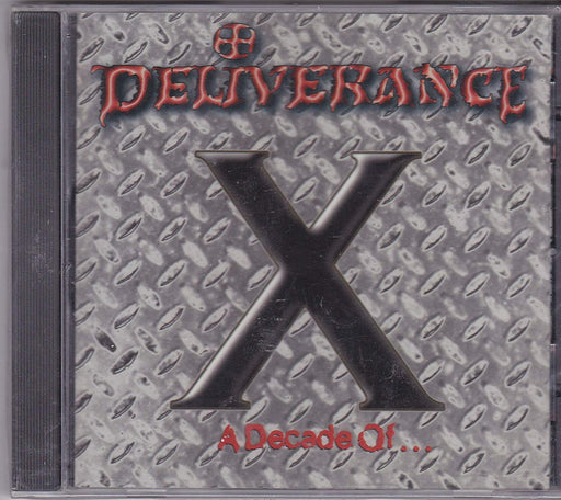 Deliverance - A Decade Of (CD) - Christian Rock, Christian Metal