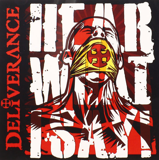 Deliverance - Hear What I Say (CD) 2013 Roxx - Christian Rock, Christian Metal
