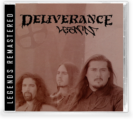 DELIVERANCE - LEARN (*NEW-CD, 2020, Retroactive) crunchy progressive metal