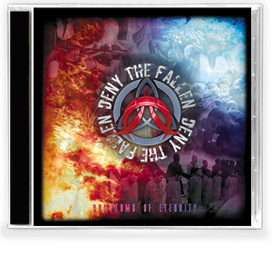 DENY THE FALLEN - SYMPTOMS OF ETERNITY (NEW-CD, 2020) Oz Fox / Rey Parra Sacred Warrior - Christian Rock, Christian Metal
