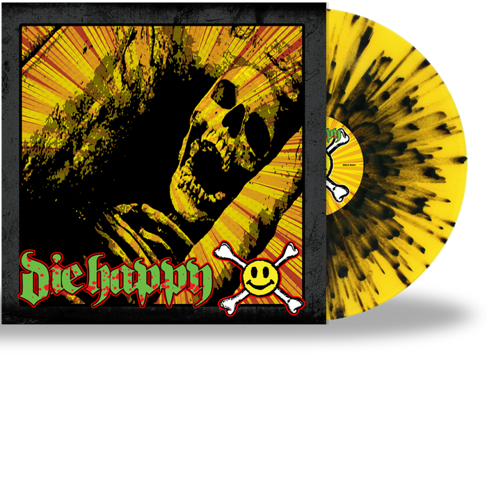 Die Happy - Die Happy (Splatter Vinyl) Limited Run - Christian Rock, Christian Metal