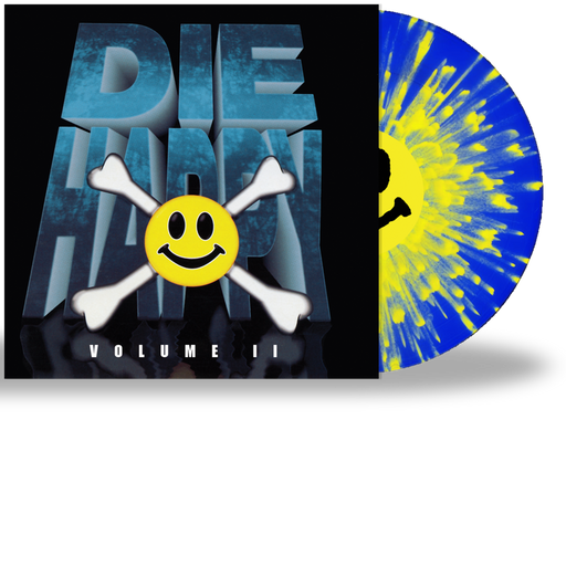 Die Happy - Volume 2 (Splatter Vinyl) Limited Run - Christian Rock, Christian Metal