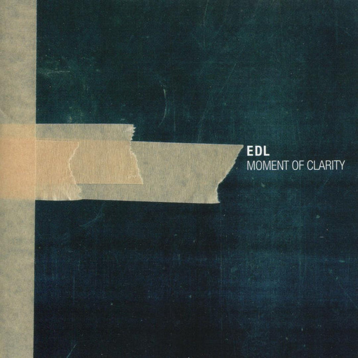 EDL - Moment Of Clarity (CD) - Christian Rock, Christian Metal