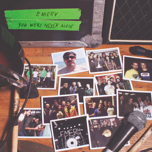 Emery - You Were Never Alone (CD) - Christian Rock, Christian Metal