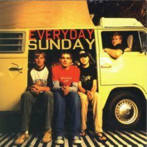 Everyday Sunday - Stand Up (CD) - Christian Rock, Christian Metal