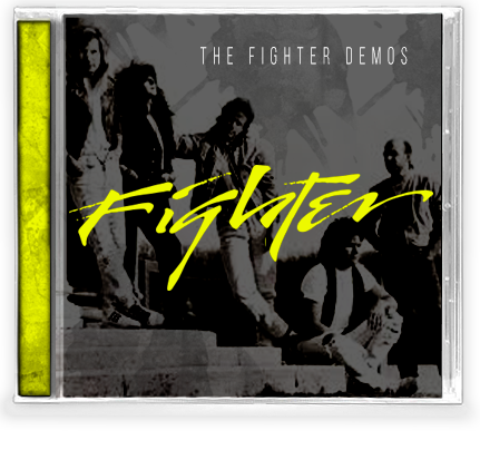 Fighter - The Fighter Demos - Christian Rock, Christian Metal