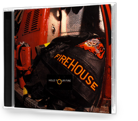 Firehouse - Hold Your Fire (CD) Perry Richardson STRYPER