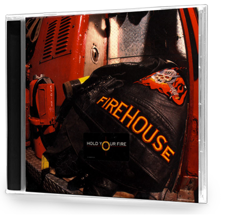 Firehouse - Hold Your Fire (CD) Perry Richardson STRYPER - Christian Rock, Christian Metal