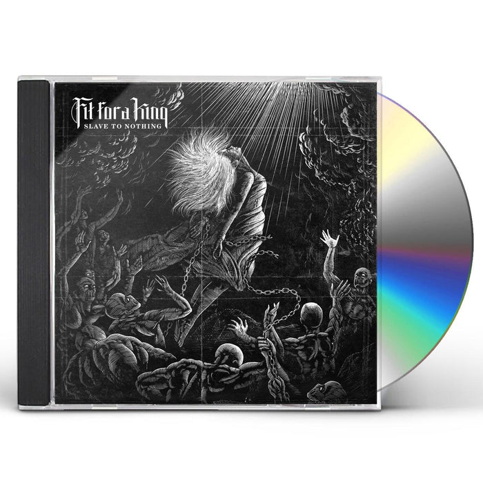 Fit For A King - Slave To Nothing (CD) - Christian Rock, Christian Metal