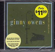 Ginny Owens - Live From New Orleans (CD) - Christian Rock, Christian Metal