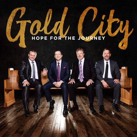 Gold City – Hope For the Journey (CD)