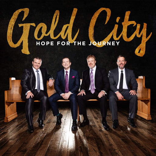 Gold City – Hope For the Journey (CD) - Christian Rock, Christian Metal