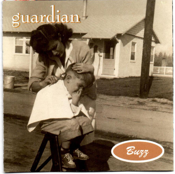 Guardian - Buzz (CD) - Christian Rock, Christian Metal