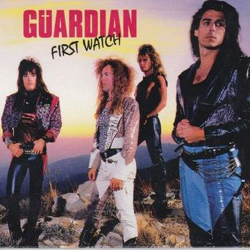 Guardian - First Watch (CD) Digipack - Christian Rock, Christian Metal